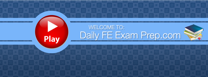 New? Start Here  | Daily FE Exam Prep
